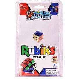 """World's Smallest: Metallic Rubik's Cube 1"""""""