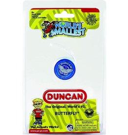 "World's Smallest: Duncan Butterfly Yo-Yo 1.5"""