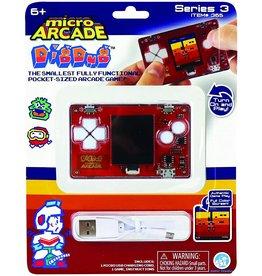 "Micro Arcade: Dig Dug 3.5"""