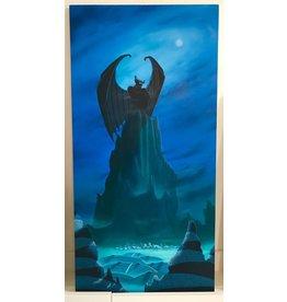 DISNEY A Dark Blue Night - Original