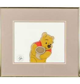 DISNEY Winnie the Pooh and The Honey Pot Cel