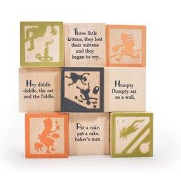 Nursery Rhyme 9 Block Set