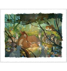 DISNEY Bambi and Mother