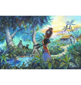 DISNEY The Girl By The Stream