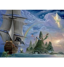 DISNEY Neverland Unveiled