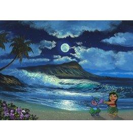 DISNEY Hula Moon