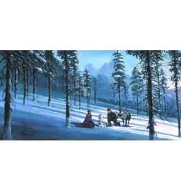 DISNEY Cold Winter's Day