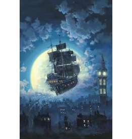 DISNEY Sailing into the Moon