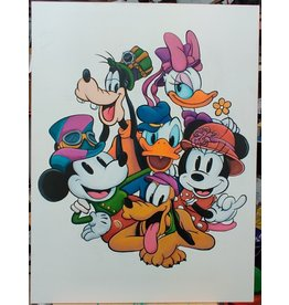 DISNEY Disney Fab Five - (WIP)