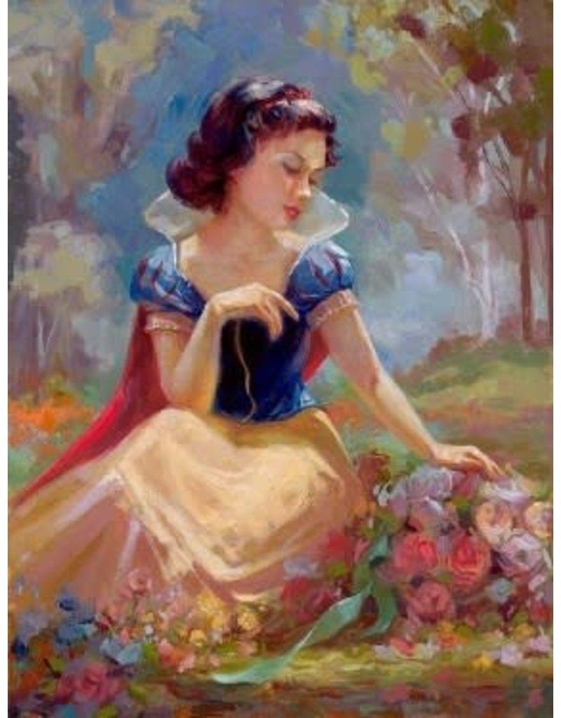 DISNEY Gathering Flowers
