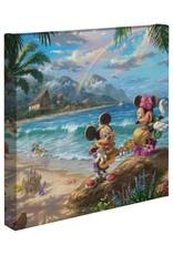 DISNEY Mickey & Minnie in Hawaii