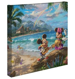 DISNEY Mickey & Minnie in Hawaii