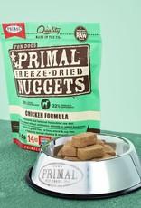 Primal Pet Foods Dog Raw Freeze-Dried Chicken 14oz