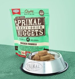 Primal Pet Foods Dog Raw Freeze-Dried Chicken 14oz