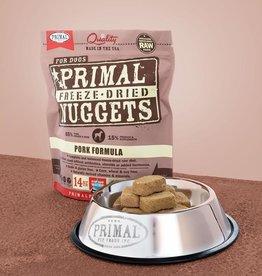Primal Pet Foods Dog Raw Freeze-Dried Pork 14oz