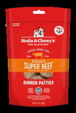 Stella & Chewy's Stella's Super Beef Freeze-Dried Raw Dinner 14oz