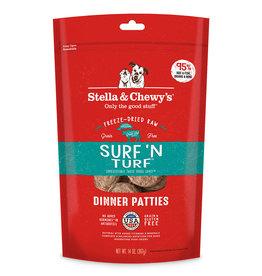 Stella & Chewy's Surf 'N Turf Freeze-Dried Raw Dinner 14oz