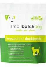 SmallBatch Pets Freeze-Dried Duck Batch Dog 14oz