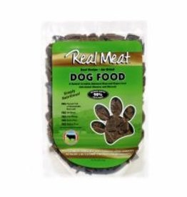 Real Meat Air-Dried Beef Dog Food 2lb