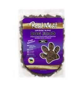 Real Meat Air-Dried Lamb Dog Food 2lb
