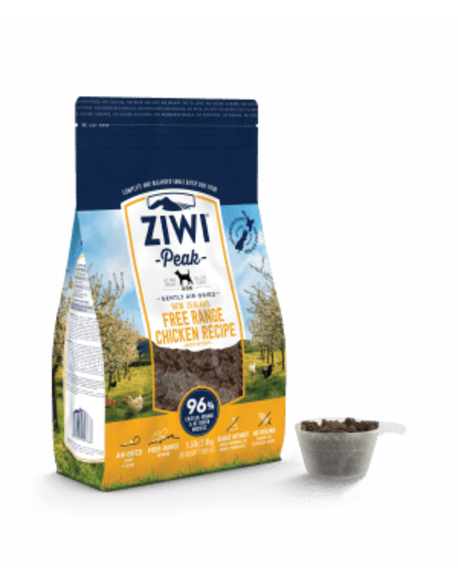Ziwi Peak Air-Dried Free-Range Chicken Recipe for Dogs 5.5lb