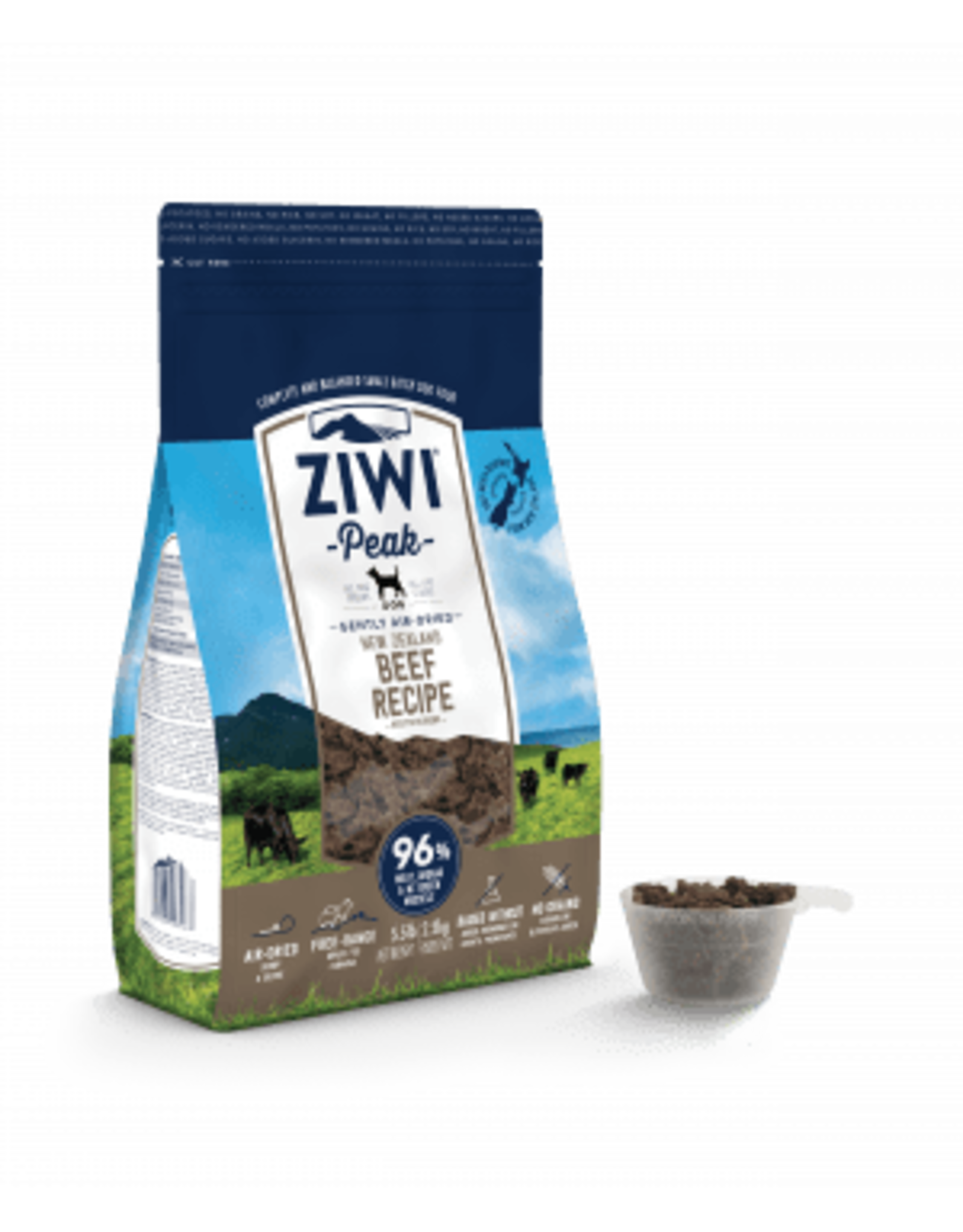 Ziwi Peak Air-Dried Beef Recipe For Dogs  2.2lb