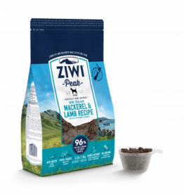 Ziwi Peak Air-Dried Mackerel & Lamb Recipe for Dogs 16oz