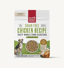 The Honest Kitchen Whole Food Clusters - Grain Free Chicken 1lb