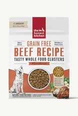 The Honest Kitchen Whole Food Clusters - Grain Free Beef 1lb