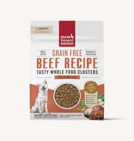 The Honest Kitchen Whole Food Clusters - Grain Free Beef 20lb