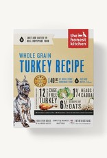 The Honest Kitchen Dehydrated - Whole Grain Turkey Recipe 4lb