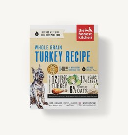 The Honest Kitchen Dehydrated - Whole Grain Turkey Recipe 10lb