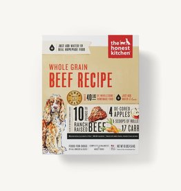 The Honest Kitchen Dehydrated - Whole Grain Beef Recipe 10lb