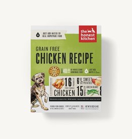 The Honest Kitchen Dehydrated - Grain Free Chicken Recipe 10lb