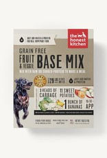 The Honest Kitchen Dehydrated - Grain Free Fruit and Veggie Base Mix 3lb