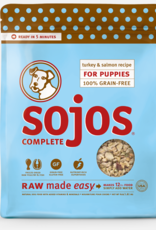 Sojos Pet Food Sojos Complete Puppy Food Turkey & Salmon Recipe 4lb