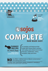 Sojos Pet Food Sojos Complete Dog Food Turkey Recipe 1.75lb