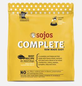 Sojos Pet Food Sojos Complete Dog Food Beef Recipe 7lb