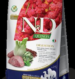 Farmina Dog N&D Quinoa - Digestion 15lb
