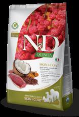 Farmina Dog N&D Quinoa - Skin&Coat Duck 5.5lb