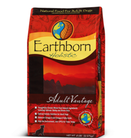 Earthborn Holistic Dog Adult Vantage - Whole Grain 5lb