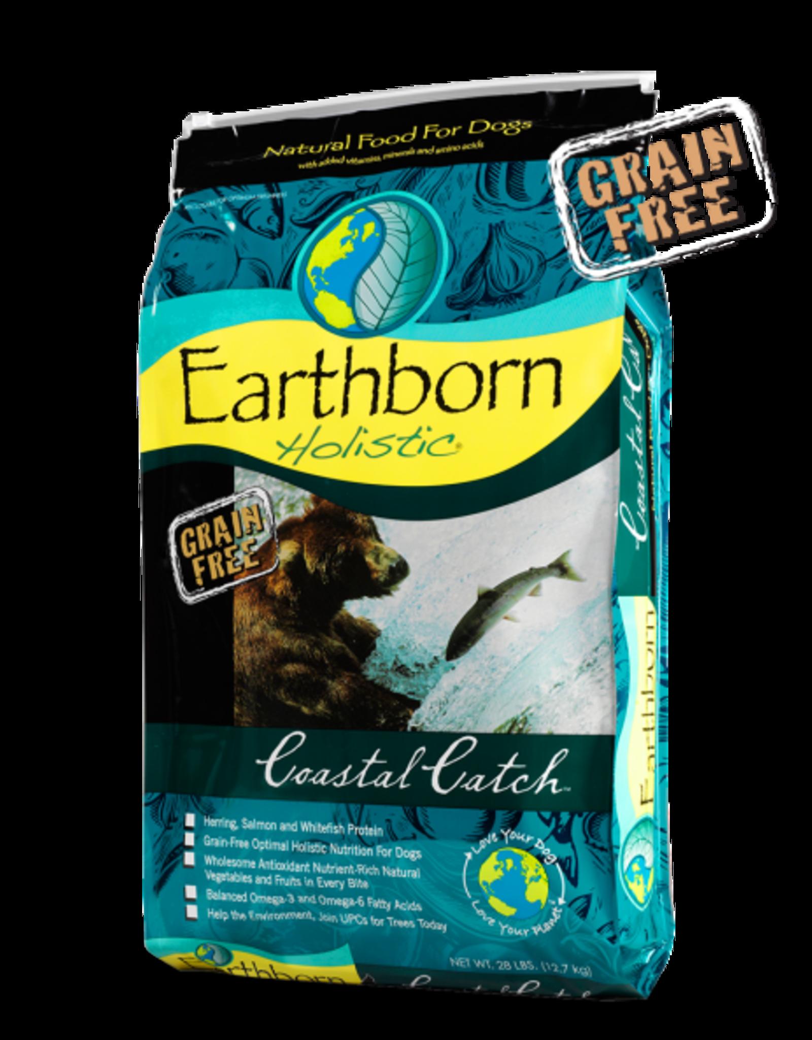 Earthborn Holistic Dog Coastal Catch - Grain-Free 5lb