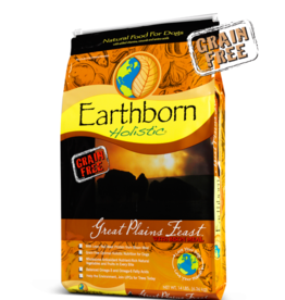 Earthborn Holistic Dog Great Plains - Grain-Free 28lb