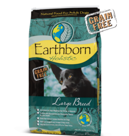 Earthborn Holistic Dog Large Breed - Grain-Free 28lb