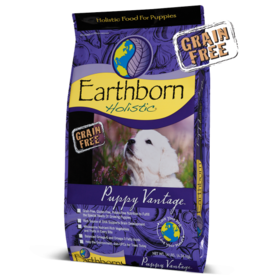 Earthborn Holistic Dog Puppy Vantage - Grain-Free 28lb