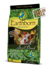 Earthborn Holistic Dog Small Breed Adult - Grain-Free 5lb