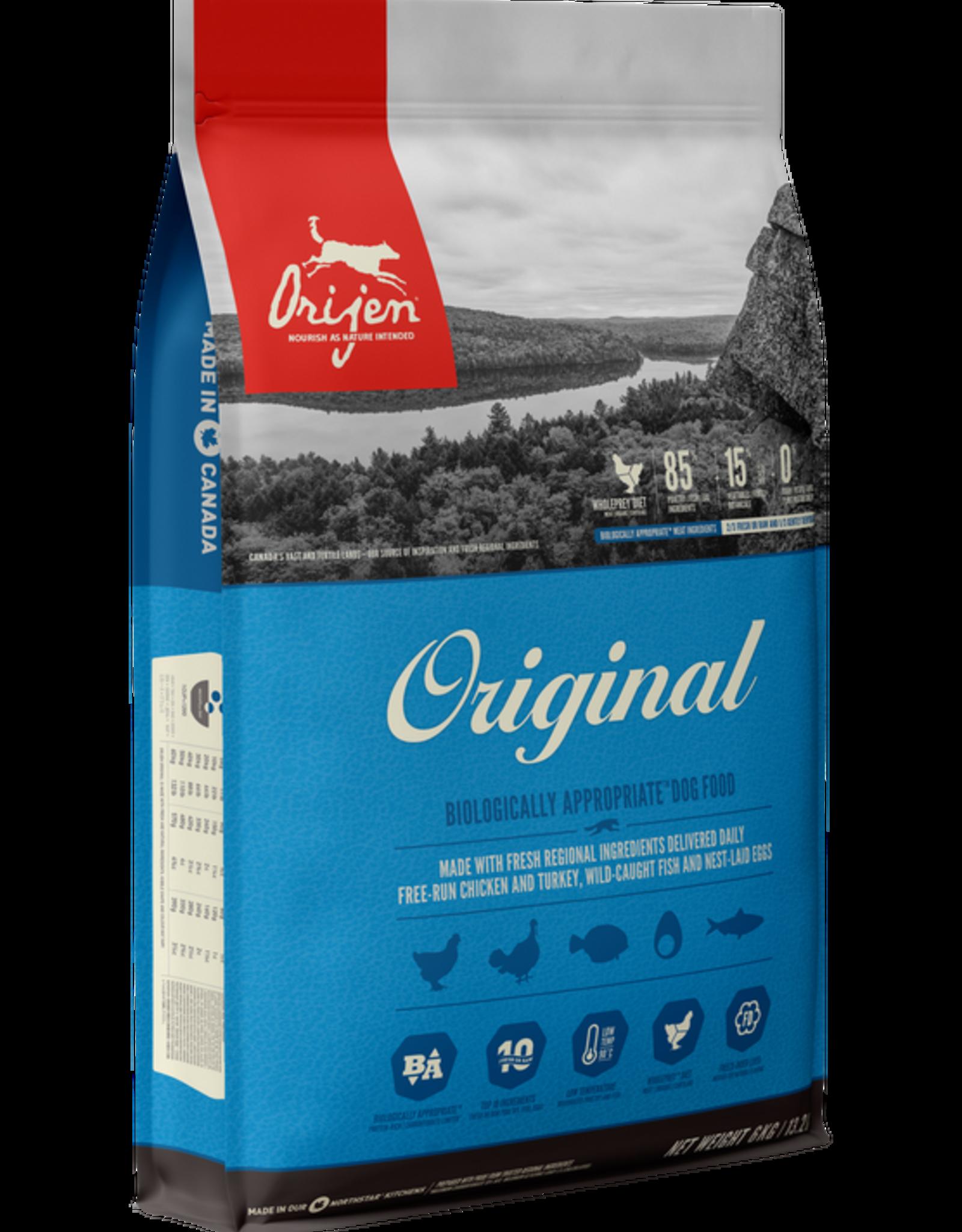 Orijen Dog Original - Grain-Free 13lb