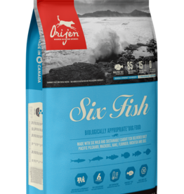 Orijen Dog Six Fish - Grain-Free 25lb