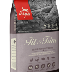 Orijen Dog Fit & Trim - Grain-Free 25lb