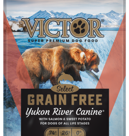 Victor Pet Food Dog Yukon River - Grain-Free 30#